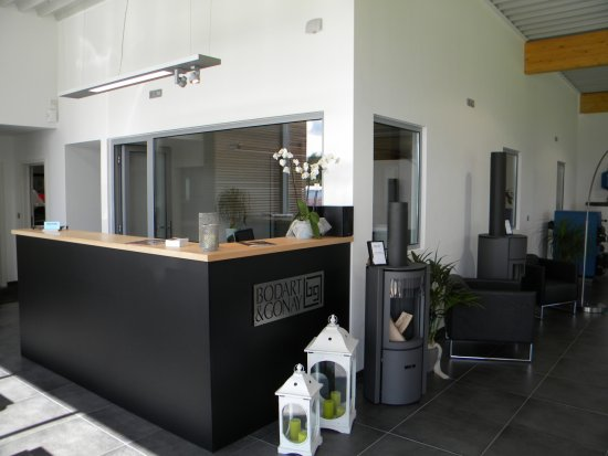 Immeuble commercial Chauffalux